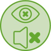 Technologie sans nuisance visuelle ou sonore