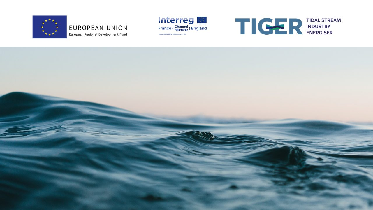 TIGER, the tidal stream industry energiser project